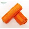 bambusový ručník STRIPE 50x90 cm oranžový