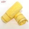bambusový ručník CYBELE 50x100 cm žlutý