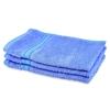 bambusový ručník 30x50 cm modrý