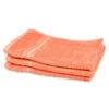 bambusový ručník 30x50 cm lososový