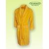 bambusový župan žlutý