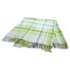 Vlněná deka ROMA 130x170 cm zelená