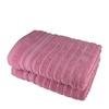 Osuška STRIPES růžový 70x140 cm