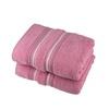 Ručník STRIPE růžový 50x90 cm