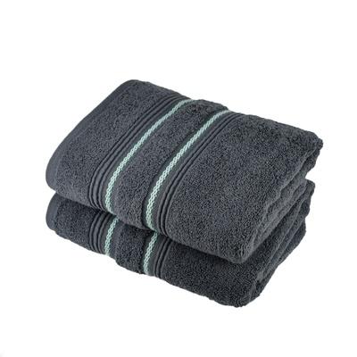 Ručník STRIPE šedý 50x90 cm