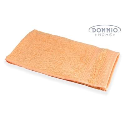 UNI ručník 30x50 cm lososový