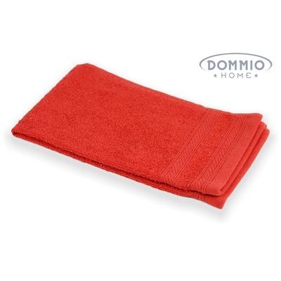 UNI ručník 30x50 cm terakota