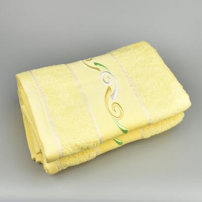 Ručník VALENTINI 50x100 sv.žlutý
