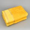 Bambusový ručník VALENTINI 50x100 cm žluto-oranžový